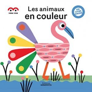 """Afficher """"Les animaux en couleurs"""""""