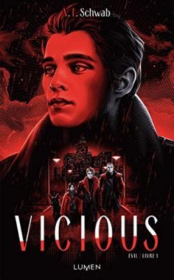 """Afficher """"Evil n° 1 Vicious"""""""