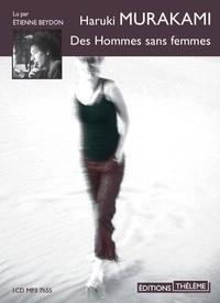 """Afficher """"Des hommes sans femmes"""""""