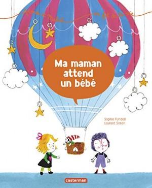 """Afficher """"Aimée et Mehdi au fil de la vie Ma maman attend un bébé"""""""