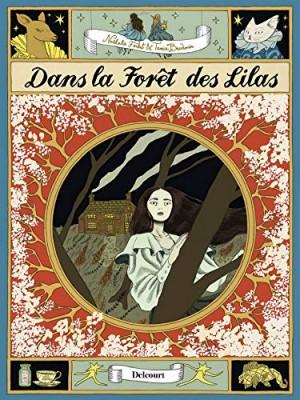 vignette de 'Dans la forêt des lilas (Tamia Baudouin)'