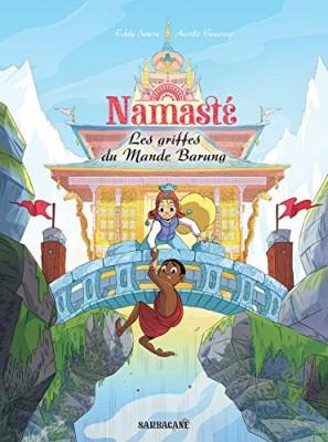 """Afficher """"Namasté - série en cours n° 4 Les griffes du Mande Barung"""""""