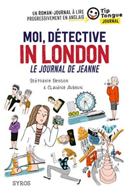 "Afficher ""Moi, détective in London"""