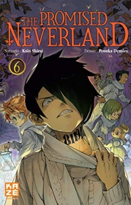 """Afficher """"The promised neverland n° 6 The promised neverland"""""""