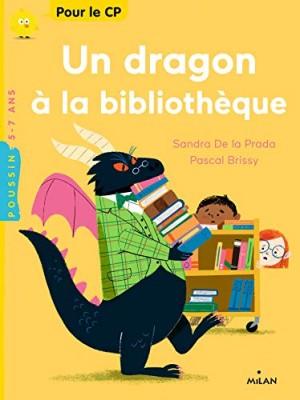 """Afficher """"Un dragon à la bibliothèque"""""""