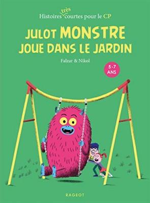 """Afficher """"Julot Monstre joue dans le jardin"""""""