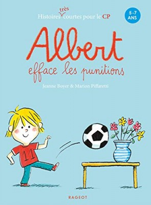 Albert<br /> Albert efface les punitions
