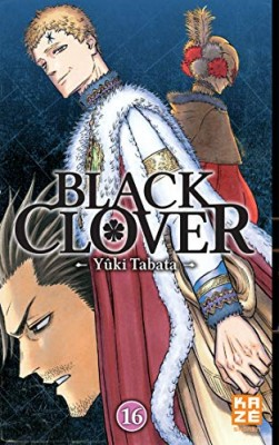 "Afficher ""Black Clover."""