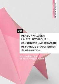 """Afficher """"Personnaliser la bibliothèque"""""""