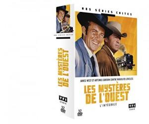 """Afficher """"Les Mystères de l'Ouest n° 4 1-12 Les Mystères de l'Ouest - saison 4 : 1 à 12"""""""