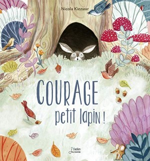 "Afficher ""Courage petit lapin !"""