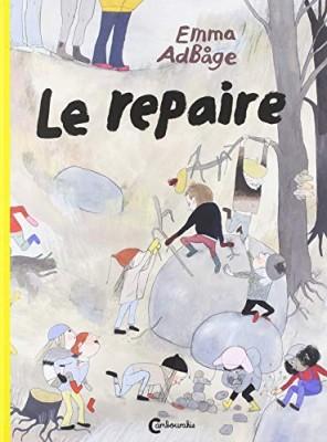 """Afficher """"Le repaire"""""""