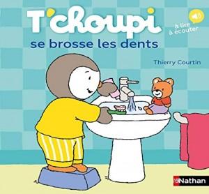 "Afficher ""T'choupi se brosse les dents"""