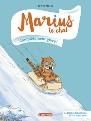 """Afficher """"Marius le chat n° 12 Complètement givré !"""""""