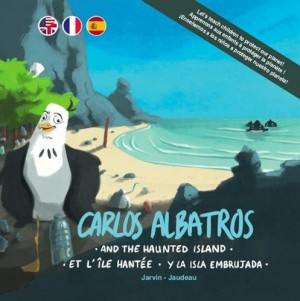 "Afficher ""Carlos Albatros and the haunted island"""