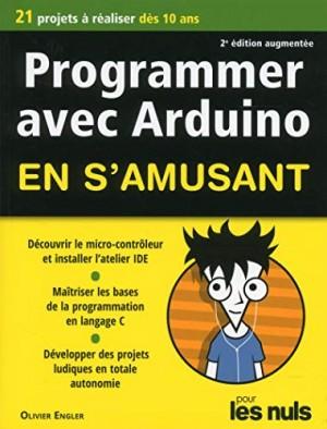 """Afficher """"Programmer avec Arduino en s'amusant"""""""