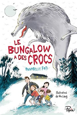 """Afficher """"Le bungalow a des crocs"""""""