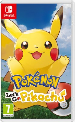 "Afficher ""POKEMON : Let's go, Pikachu"""