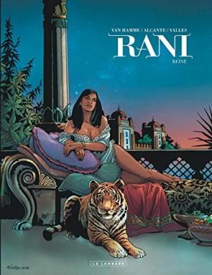 "Afficher ""Rani BD n° 07 Reine"""