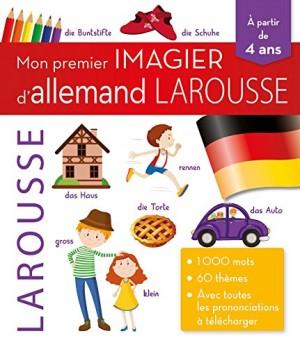 """Afficher """"Mon premier imagier d'allemand Larousse"""""""