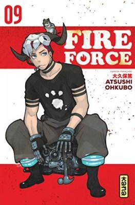 "Afficher ""Fire force n° 9 Fire force 9"""