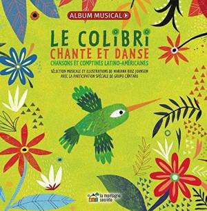 """Afficher """"Le colibri chante et danse"""""""