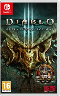 "Afficher ""DIABLO III : eternal collection"""