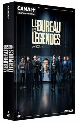 """Afficher """"Le Bureau des légendes, saison 4"""""""