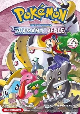 """Afficher """"Pokémon Diamant et Perle n° 4 Pokémon"""""""