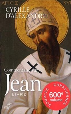 Commentaire sur Jean (T1)
