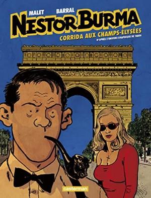 """Afficher """"Nestor Burma n° 12 Corrida aux Champs-Elysées"""""""