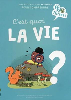 """Afficher """"C'est quoi la vie ?"""""""