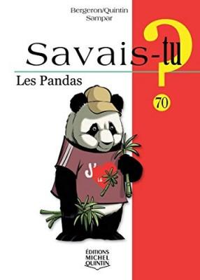 """Afficher """"Pandas (Les)"""""""