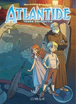 vignette de 'Atlantide n° 1<br /> Atlantide, 1 (Marco Sonseri)'