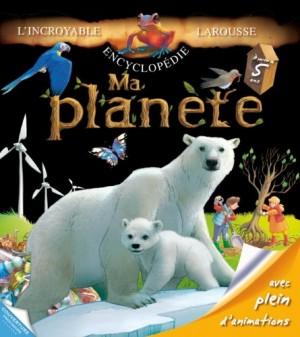 """Afficher """"Ma planète"""""""