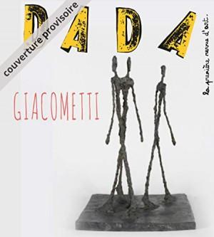 """Afficher """"Dada n° N°234 (février 2019) Giacometti"""""""