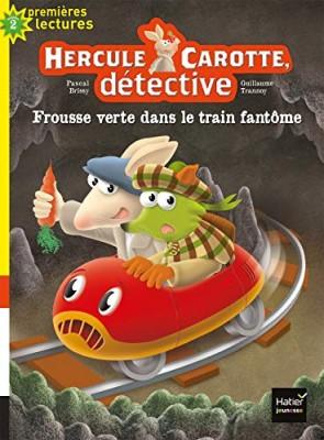 """Afficher """"Frousse verte dans le train fantôme !"""""""