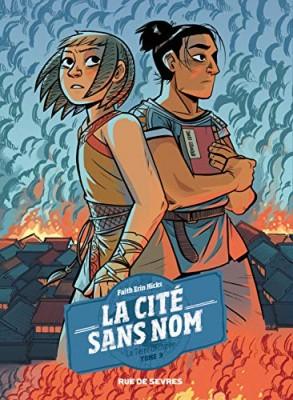 """Afficher """"La Cité sans nom n° 3 La terre déchirée"""""""