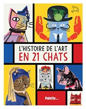 """Afficher """"L'histoire de l'art en 21 chats"""""""