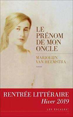 """Afficher """"Le Prénom de mon oncle"""""""