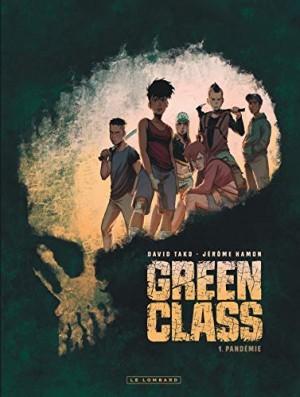 """Afficher """"Green class n° 1 Green class."""""""