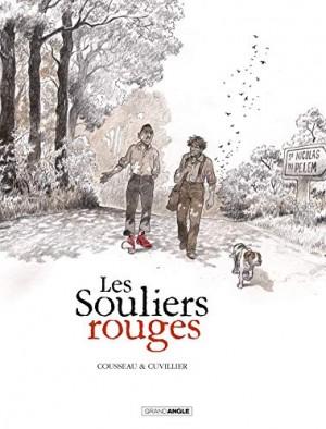 vignette de 'Les souliers rouges (Gérard Cousseau)'