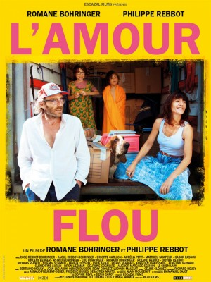 """Afficher """"L'Amour flou"""""""