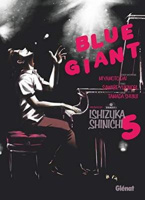 """Afficher """"Blue Giant - série en cours n° 5 Blue giant 5"""""""