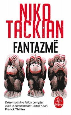 """Afficher """"Une enquête du commandant Tomar Khan Fantazmë"""""""
