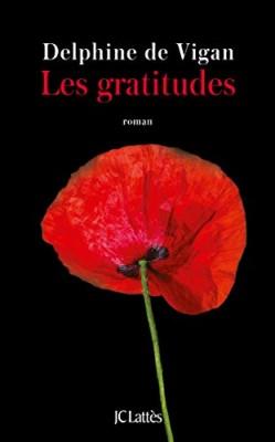 vignette de 'Les gratitudes (Delphine de VIGAN)'