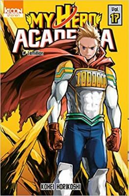 """Afficher """"My héro academia n° 17 Overhaul : My hero academia, 17"""""""