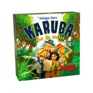 "Afficher ""Karuba ( jeu de cartes)"""