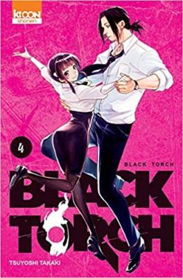 """Afficher """"Black Torch n° 4 Black torch, 4"""""""
