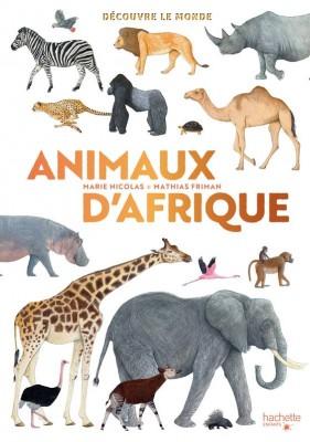 """Afficher """"Animaux d'Afrique"""""""